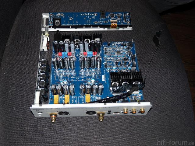 Audiolab DA-Wandler