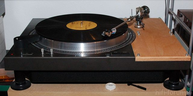 SL 110 mit Shure V15-III
