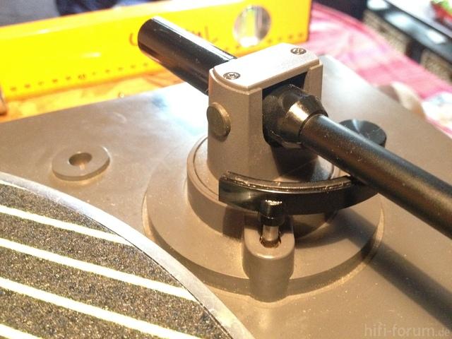 Wega JPS352 P Tonarm Ohne Gegengewicht