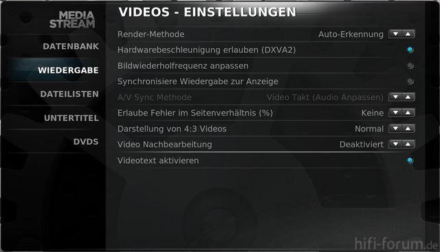XBMC Config Video