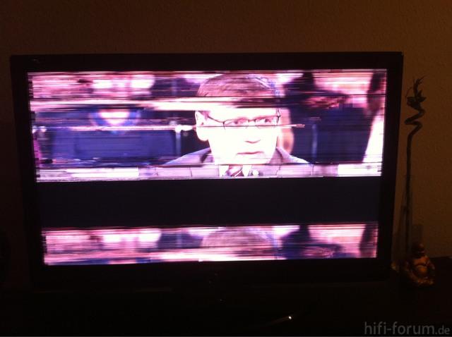 Samsung Tv Flackert Streifen