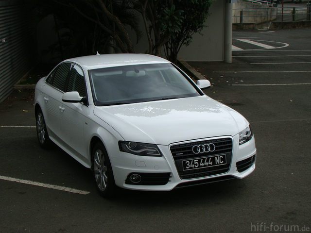 Werner Sline Audi A4 B8
