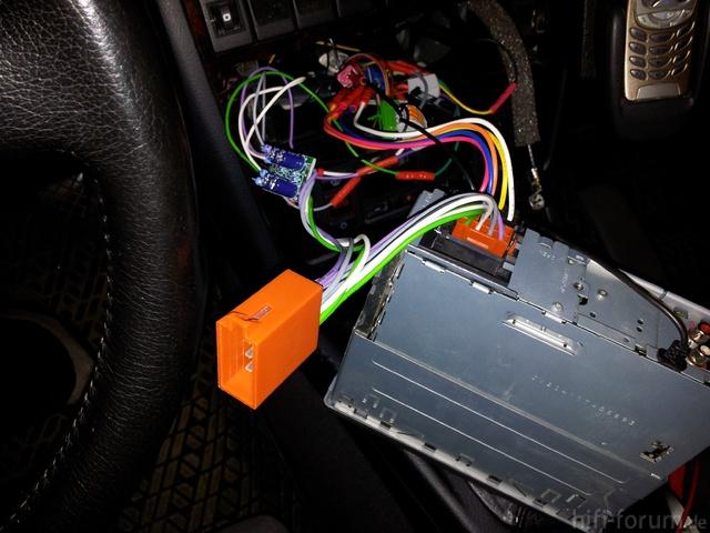 Probleme Mit A4 B5 Soundsystem Car Hifi Anschluss Verkabelung Und