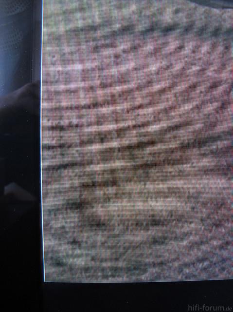 Sony KDL-55HX825 Bildfehler Links