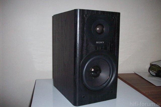 Sony Regallautsprecher