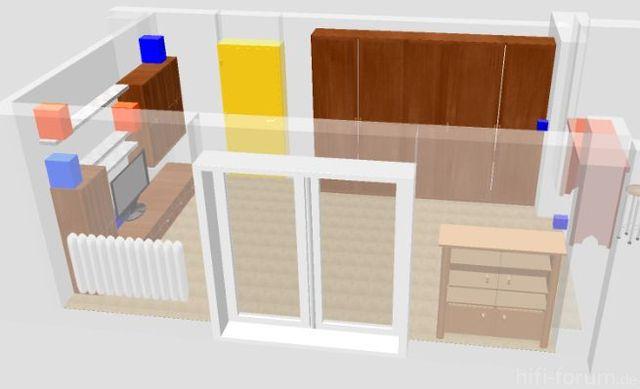 Plan - Seitenansicht 3D