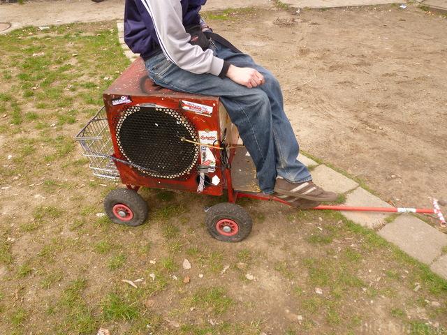 Das Alte Bollerwagen - Soundsystem