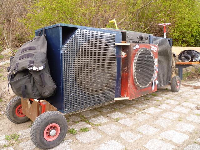 Der Fetteste Partywagen Den Die Welt Je Zu Gesicht Bekam!