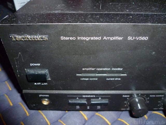 Technics SU-V560