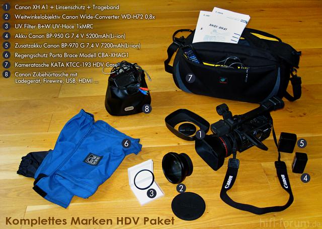 HDV-Paket