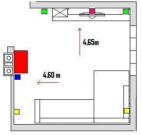 Surround Wohnzimmer V1