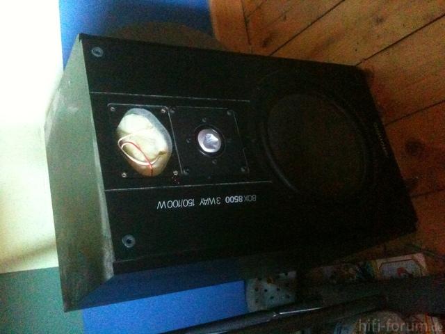 Die Grundig Box 8500