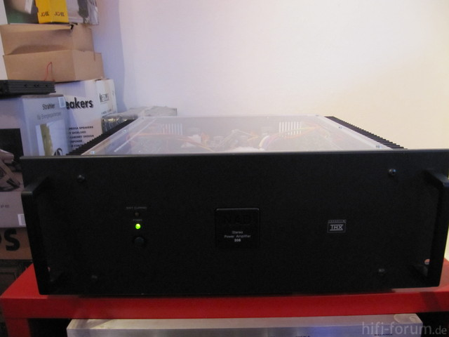 NAD 208 Front