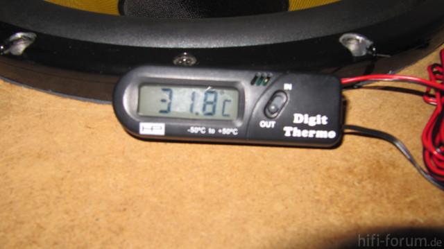 X Ion Magnet 20 Min Halbe Lautstärke.