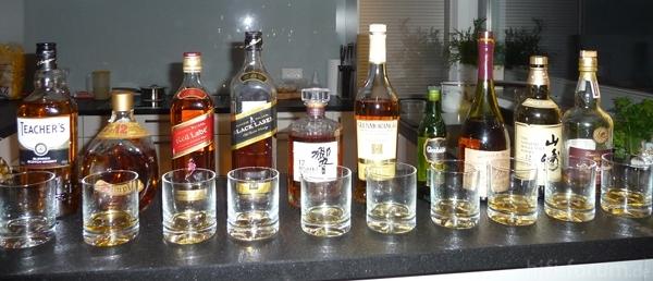 Whiskyprobe