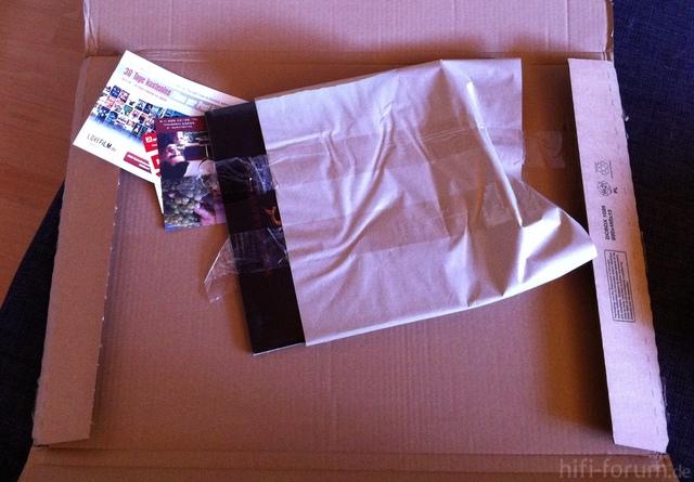 Verpackungskünstler Amazon