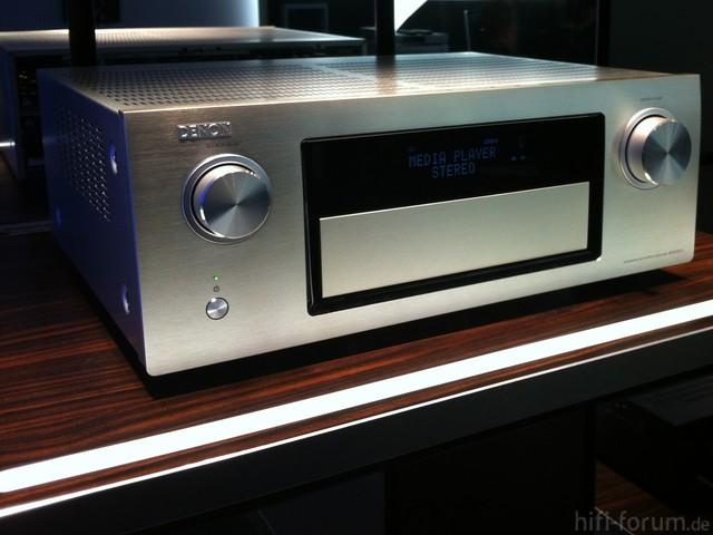 DENON AVR 3313 Premiumsilber