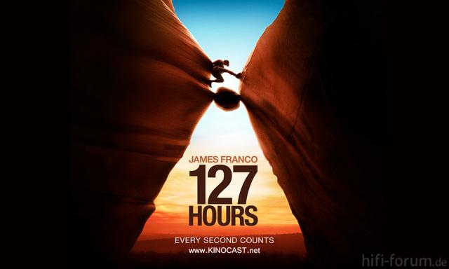 127 Hours 127 Stunden