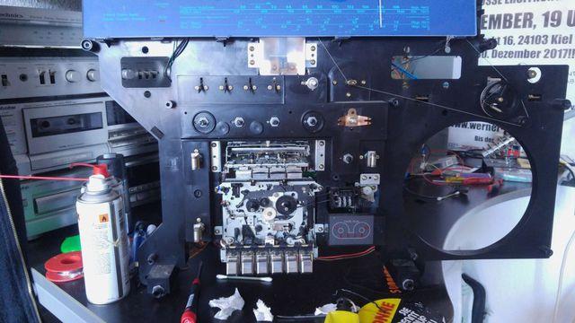 Conion C100, Helix, Clairtone 7980, Sharp GF 777, Sharp GF 9000