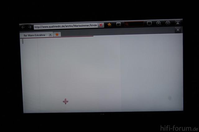 Browser Im Aufbau