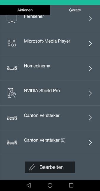 Geräteliste Nach Dem Auswählen Der Smart Soundbar 10