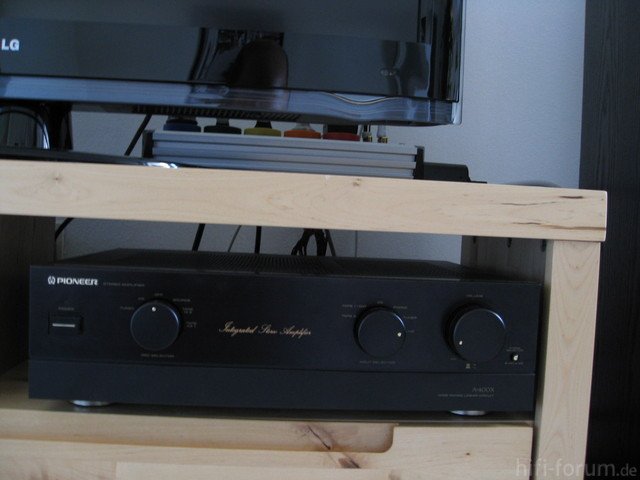 Pioneer A-400 X