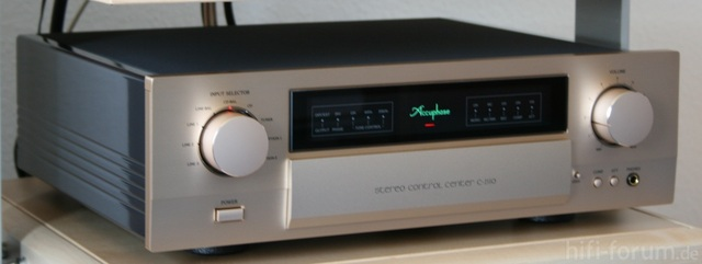 Accuphase C-2110