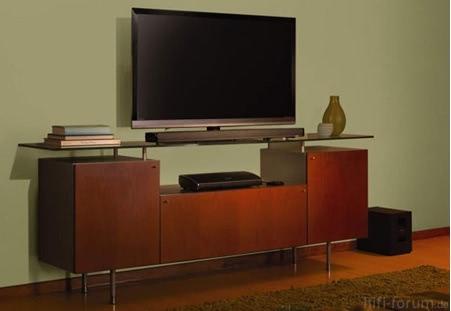Gesuchtes TV-Möbel