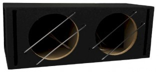 Audiosystem Leergehause Br12 2