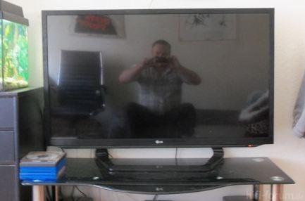 LG 42LM620S Glänzender Bildschirm