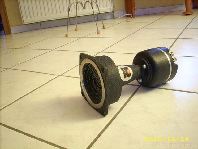 JBL 2410 + Horn 2301 a