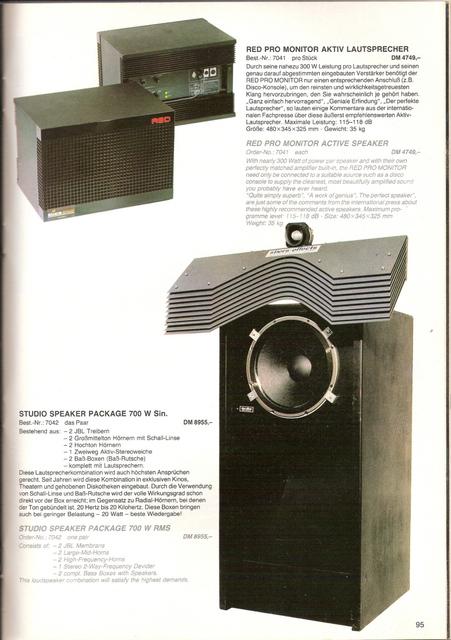JBL 4530 Mit EVM 15B Und 2395 Und 2402