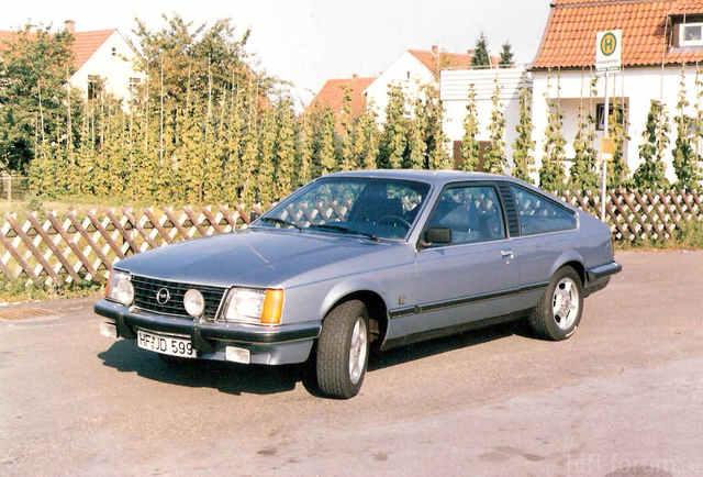 Opel Monza 3 0E C+S Bj  1978