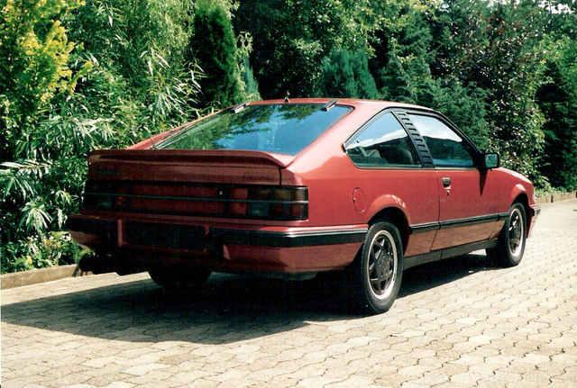Opel Monza GSE Bj 1982 6