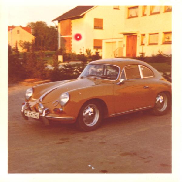 Porsche 356 B T5 1