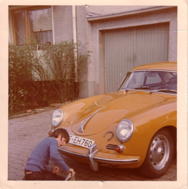 Porsche 356 T5 1