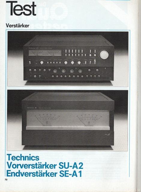 Technics SU SE 1