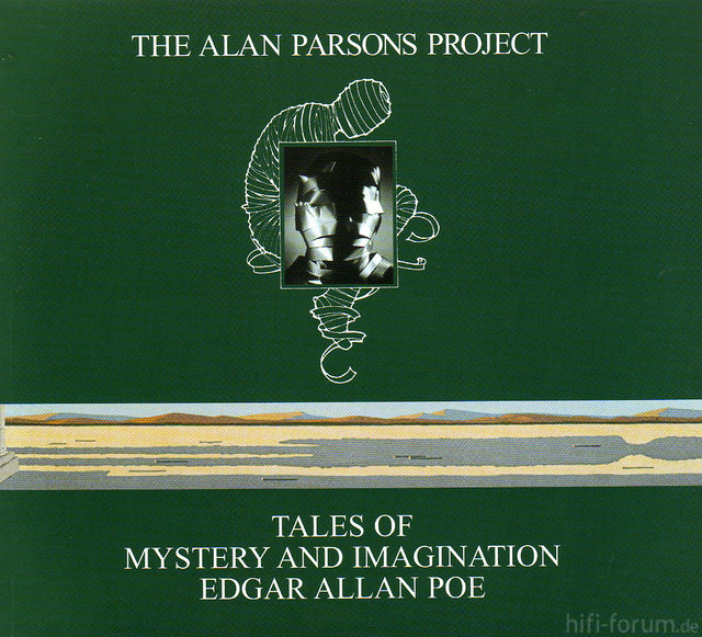 The Alan Parsons Project Tales Of Mystery And Imagination 1