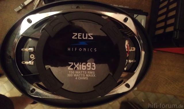 Hilfonics ZEUS ZXi-693