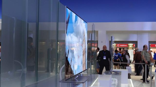 Samsung OLED TV IFA 2012