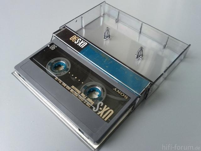 Sony UX-S Tape Vergammelt...