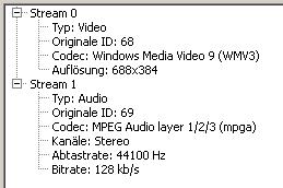 Codec Details