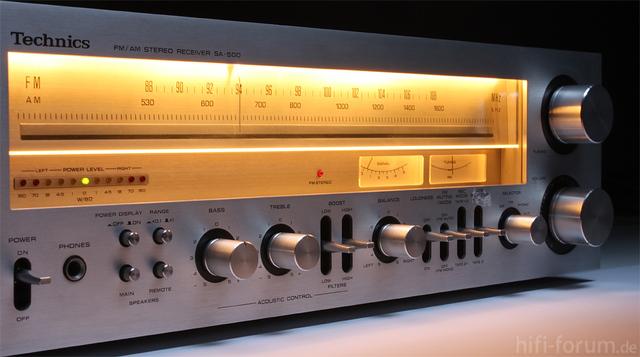 Technics SA-500 Bild 3