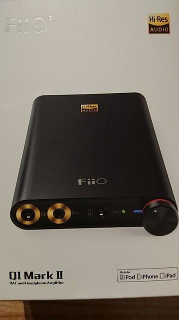FiiO Q1 mark II Packung