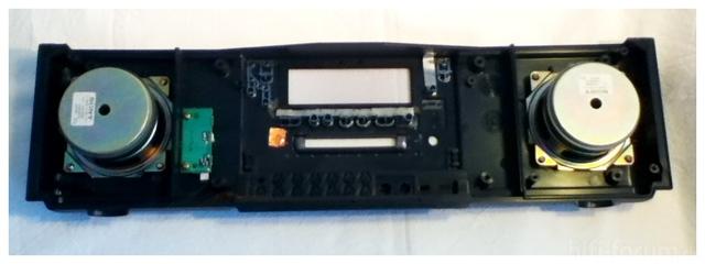 Lautsprecherfront Sony ZS M1