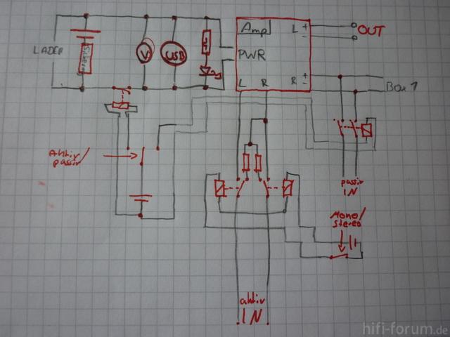 Schaltplan Erste Mobilbox