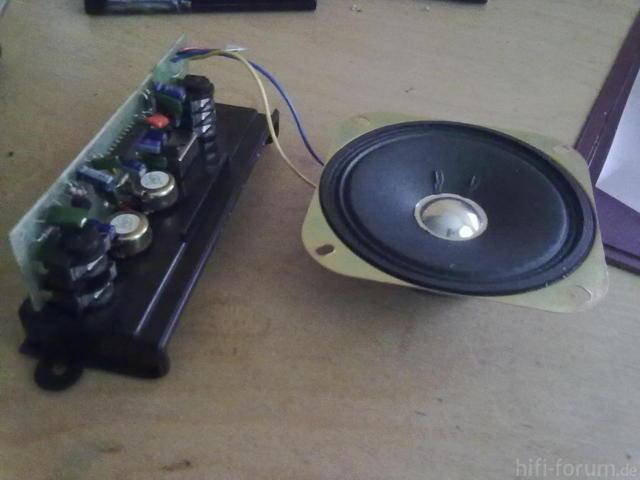 Lautsprecher A