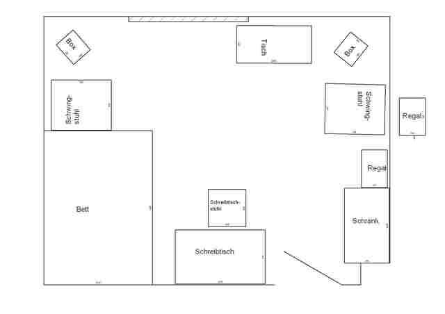 Yannick\'s Zimmer