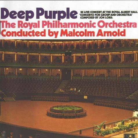 Deep Purple Concerto For Group And Orchestra Front