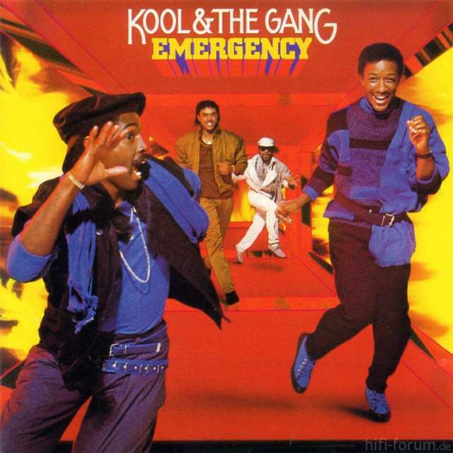 Kool & The Gang   Emergency A
